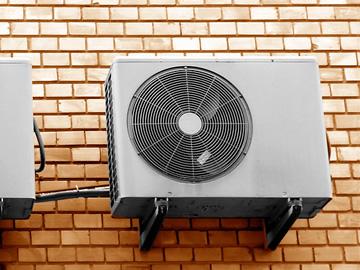 aire acondicionado instalado